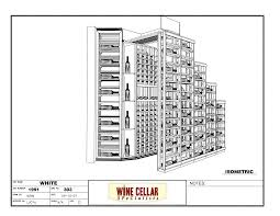 custom wine cellars chicago under stairs 3d drawing get your free