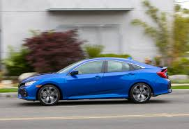 2017 honda civic sedan 2017 honda civic si test drive