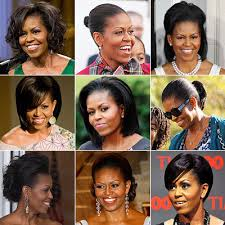 does michelle wear a wig 9 key tips from michelle obama s hairstylist instyle com