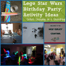 wars birthday party ideas lego wars birthday party activities and