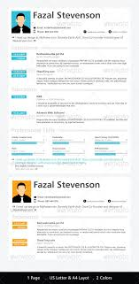 single page resume template one page resume template by jbdzynr graphicriver