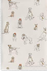 papier peint york chambre papier peint vie de chien or collection toiles de york by
