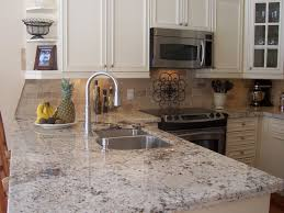 Stainless Steel Kitchen Sink Cabinet by Countertops White Granite Kitchen Countertop Ideas With White