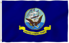 Singapore Navy Flag Us Navy Flag Anley Fly Breeze 3x5 Foot Vivid Color And Uv Fade