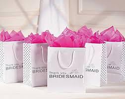 bridesmaid bag 6 bridesmaid gift bags