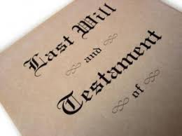 free last will and testament forms last will and testament