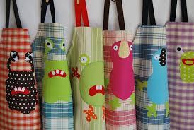 couture tablier de cuisine un tablier de cuisine enfants qui aiment cuisiner jardiner faire