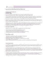 Sample Partnership Proposal 9 Best Images Of Beauty Salon Sample Partnership Agreement