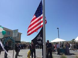 San Jose Sharks Flag New Tribute Raised In Honor Of San Jose U0027s Vietnam Veterans