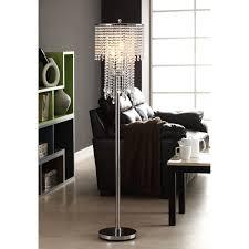 Standing Lamps Lights Z Gallerie Floor Lamp Brass Standing Lamp Crystal