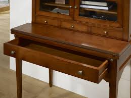 bureau bonheur du jour bonheur du jour laure en merisier de style directoire meuble en