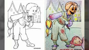 30 most inappropriate children coloring book drawings 1 youtube