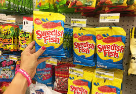 where to buy swedish fish hot 0 21 reg 1 87 swedish fish sour patch candy at target