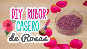 rubor casero con pétalos de rosas sin colorante haz tu