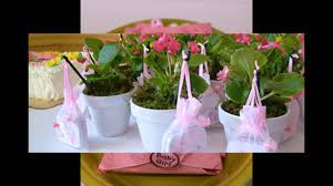 ideas for baby shower favors to make yourself beautiful flower pot