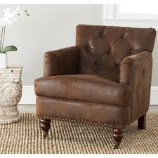 Livingroom Manchester Amazon Com Safavieh Hudson Collection Mario Antiqued Brown Club