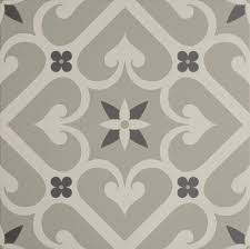 Dark Grey Tile Original Style Odyssey Epoque White U0026 Dark Grey On Grey Tile 29 8