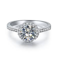 wholesale engagement rings compare prices on 1 carat diamond wedding ring online shopping
