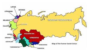 former soviet union map the former soviet union how food became political food fusion