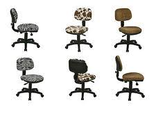 Leopard Print Swivel Chair Animal Print Chair Ebay