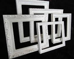 Shabby Chic Picture Frames Wholesale by Vintage Picture Frames Etsy