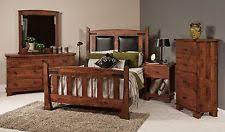 Solid Cherry Bedroom Set by Solid Cherry Bedroom Set Ebay