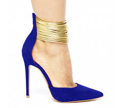 ribbon heels blue suede pointed toe silk ribbon lace up stiletto heel