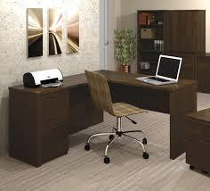 Laptop And Printer Desk by Desk Glamorous Executive L Shaped Desk 2017 Design Modern L