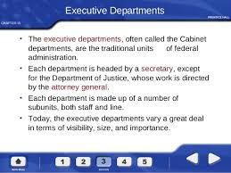 Define Cabinet Departments Government At Work The Bureaucracy