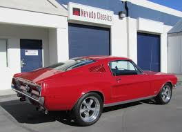 68 mustang restomod 1968 mustang gt resto mod for sale