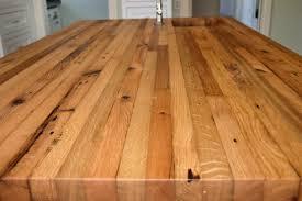 reclaimed white oak wood countertop photo gallery by devos custom