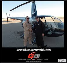 helicopter pilot training profiles james williams and james galan