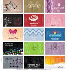 home design fair best visiting card design sample visiting card