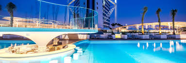 liniled led strips illuminate world famous burj al arab terrace