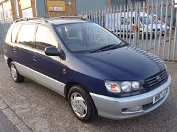 toyota picnic toyota picnic 1999 for 2 495 00 uk cheap used cars