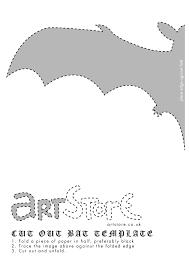 halloween bat decoration template artstore co uk clip art library