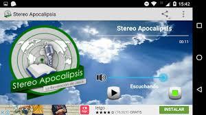 Radio Catolica De Jesus Y Maria Stereo Apocalipsis Radio Android Apps On Google Play