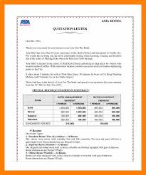catering quotation sample business proposal template 04 30