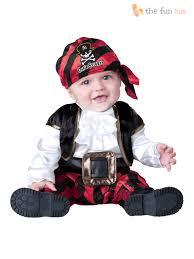 24 Month Boy Halloween Costumes Boys Girls Baby Fancy Dress Pirate Prisoner Costume Infant 6 12