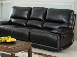 Black Reclining Sofa Best 25 Leather Reclining Sofa Ideas On Pinterest Power
