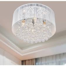White Ceiling Lights Modern Ceiling Lights For Less Overstock
