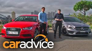 audi a3 vs mercedes a class audi a3 sedan v mercedes class comparison