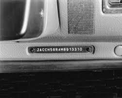 repair guides serial number identification vehicle autozone com