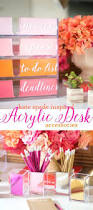 Desk Organization Diy by Desk 32 Fun Diy Ideas For Your Desk Diy Kate Spade Inspired