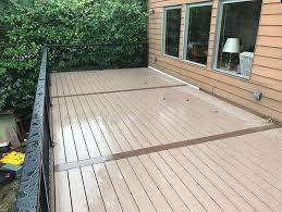 composite pvc decking usi custom outdoor living