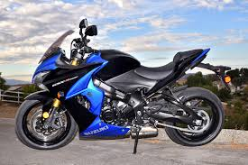 Comfortable Motorcycles Suzuki 2018 Gsx S1000f Abs Md Ride Review Motorcycledaily Com