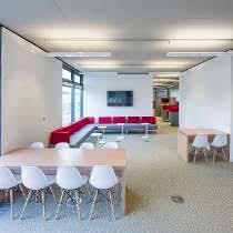 redline hush pod meeting area redline group office photo