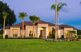 4 Bed Mediterranean House Plan With Lanai 82192ka House Plans With Lanai