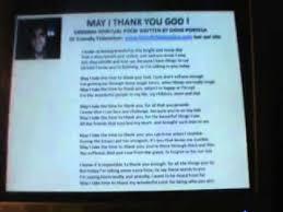 a poem to god jesus may i thank you god