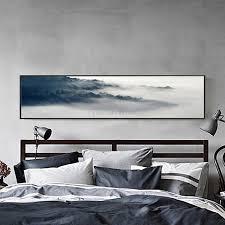 peinture de mur pour chambre no frame paysage affiche nordique imprimer scandinave toile